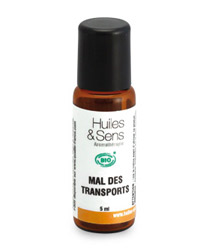 roll-on bio mal des transports