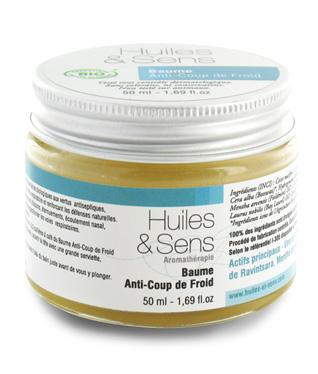 Baume anti coup de froid l 39 aromath rapie au service de notre sant - Coup de froid homeopathie ...