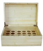 Bo te de rangement pour huiles essentielles huiles sens - Boite de rangement verticale ...