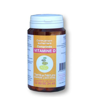 Compl�ment alimentaire Vitamine D