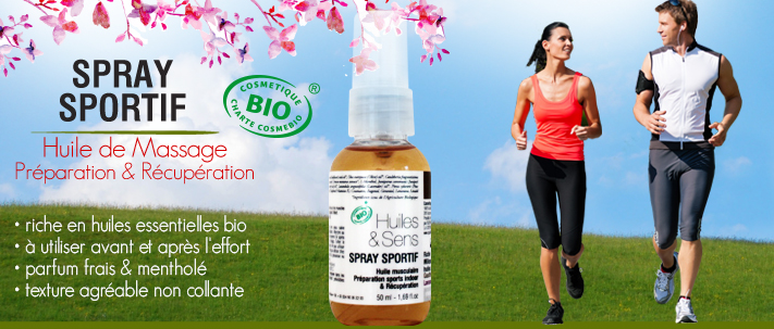 Spray Sportif