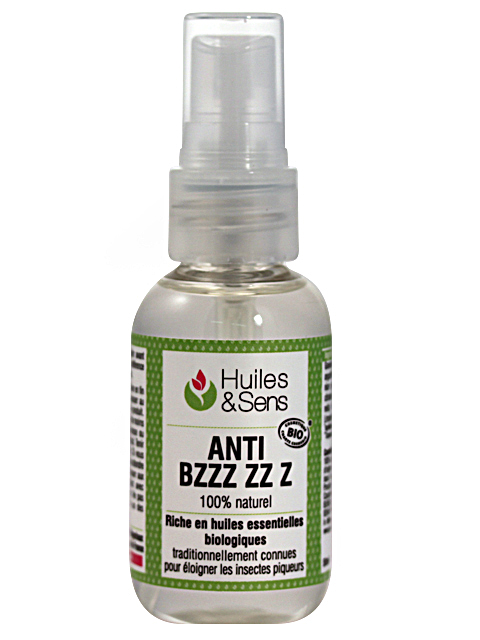 Spray Anti Bzzz zz z