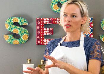 Katja Stojetz créatrice Huiles & Sens