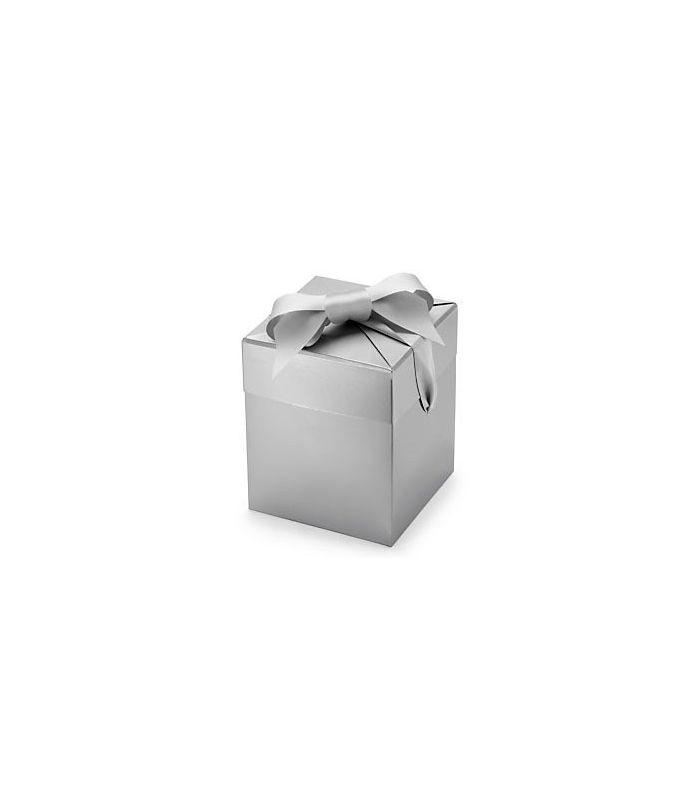 Image Boite Cadeau boite cadeau glamour - format dimensions 14 cm x 14 cm x 16 cm