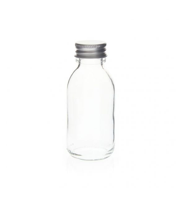 Flacon verre 100 ml