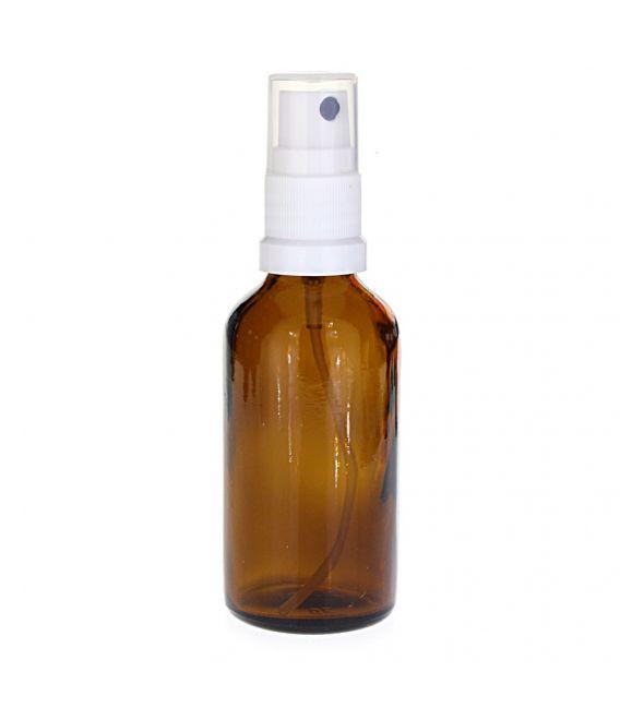 Flacon verre brun 50 ml
