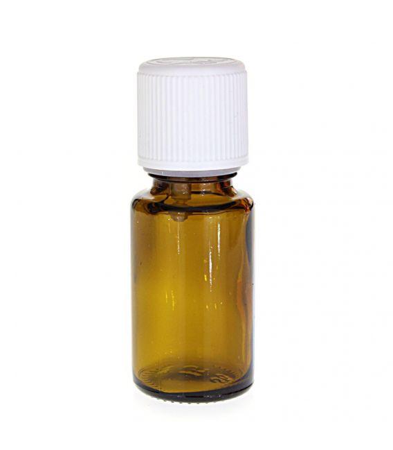 Flacon verre brun 15 ml