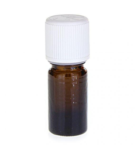 Flacon verre brun 05 ml