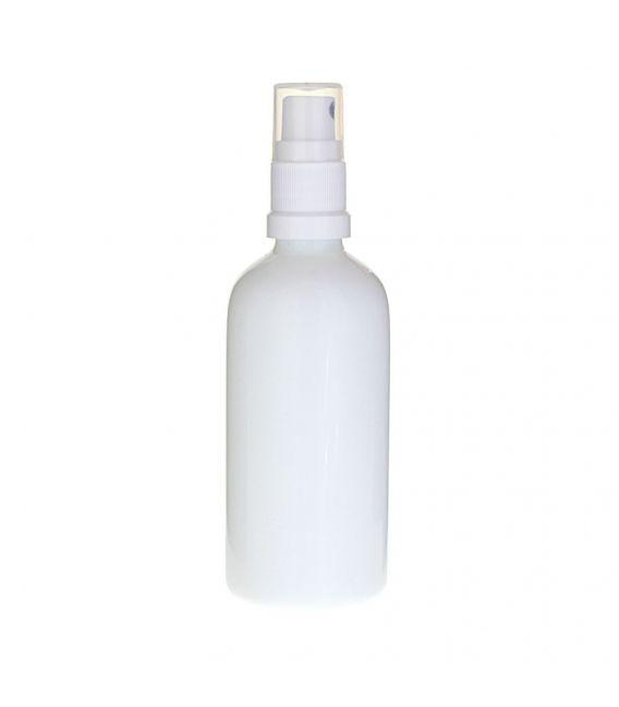 Flacon verre blanc 100 ml