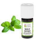 Basil exotic essential oil (organic)