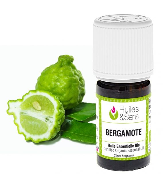 huile essentielle bergamote (bio)