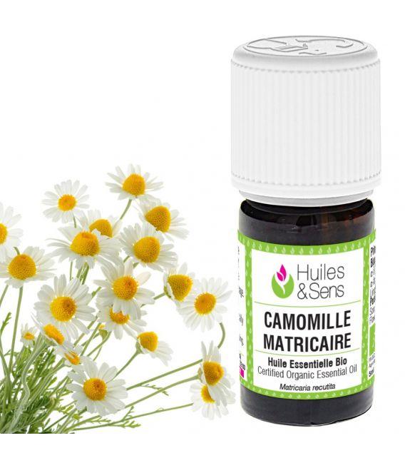 huile essentielle camomille matricaire (bio)