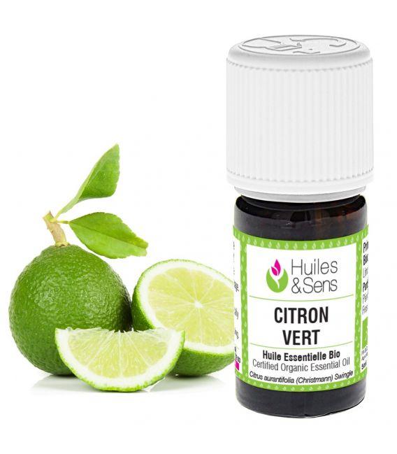 lime essential oil (organic)