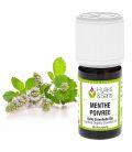 Peppermint essential oil (organic)