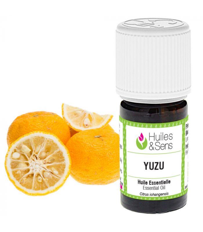 yuzu essential oil