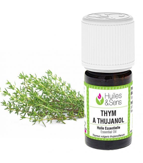 huile essentielle thym a thujanol
