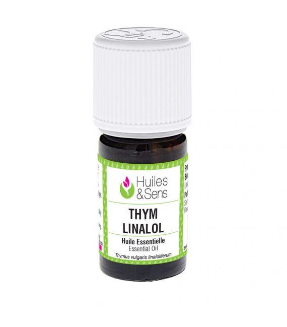 huile essentielle thym a linalol