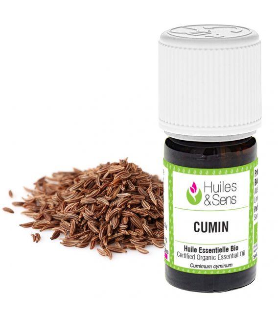 Cumin essential oil (organic)
