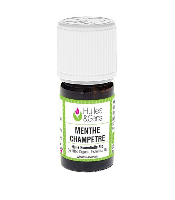 huile essentielle menthe champêtre (bio)
