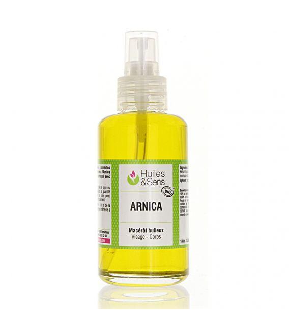 Arnica bio - Macérat huileux
