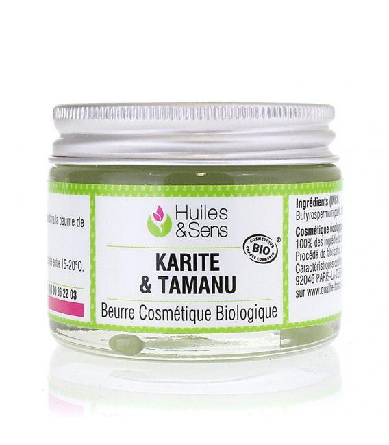 Beurre de Karité & Tamanu Bio