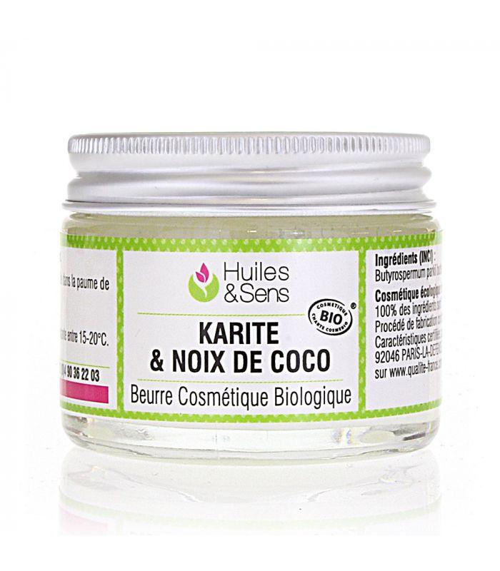 huile vegetale beurre de karite