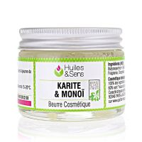 Beurre de Karité & Monoï AOC