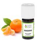 Mandarin red essential oil (organic)