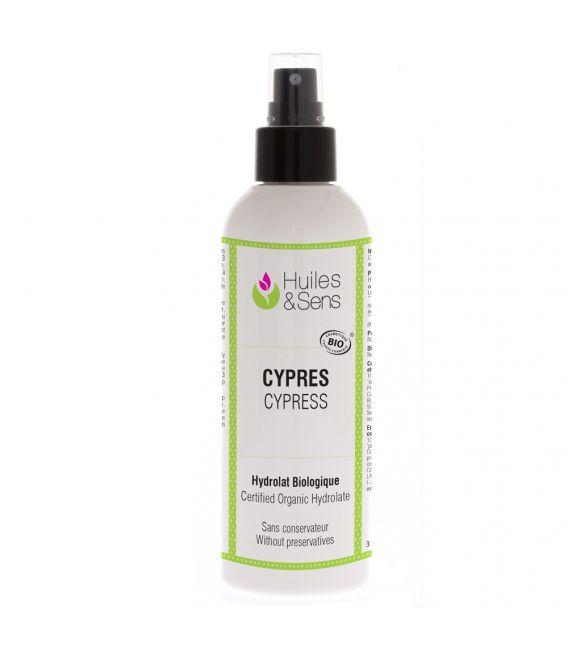 hydrolat cyprès biologique