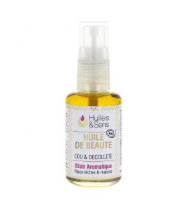 Neck & Décolleté Beauty Oil