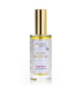 Velvet Beauty Oil