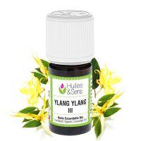 huile essentielle ylang ylang III (bio)