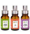 3 Sprays d'huiles essentielles - à prix découverte