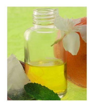 huile avant-shampoing régulatrice de sébum pour cheveux gras