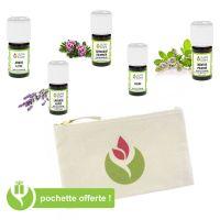 4 essential oils