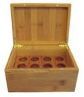 essential oil storage box small