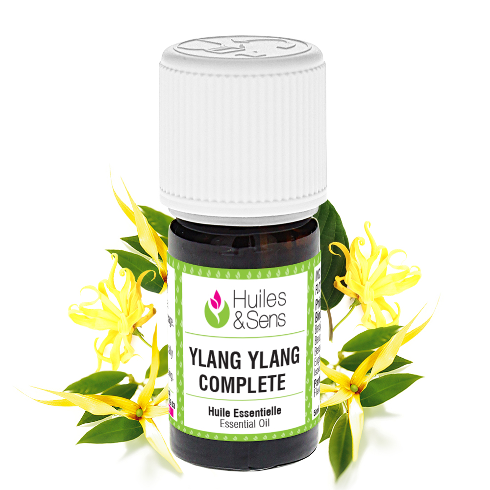 huile essentielle ylang