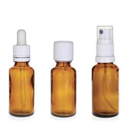 flacons et accessoires aromatherapie