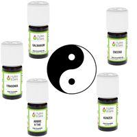 Huiles essentielles Yin et Yang