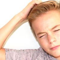 La chute des cheveux le traitement le sel